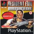 RESIDENT EVIL Directors Cut SonyPlaystation1